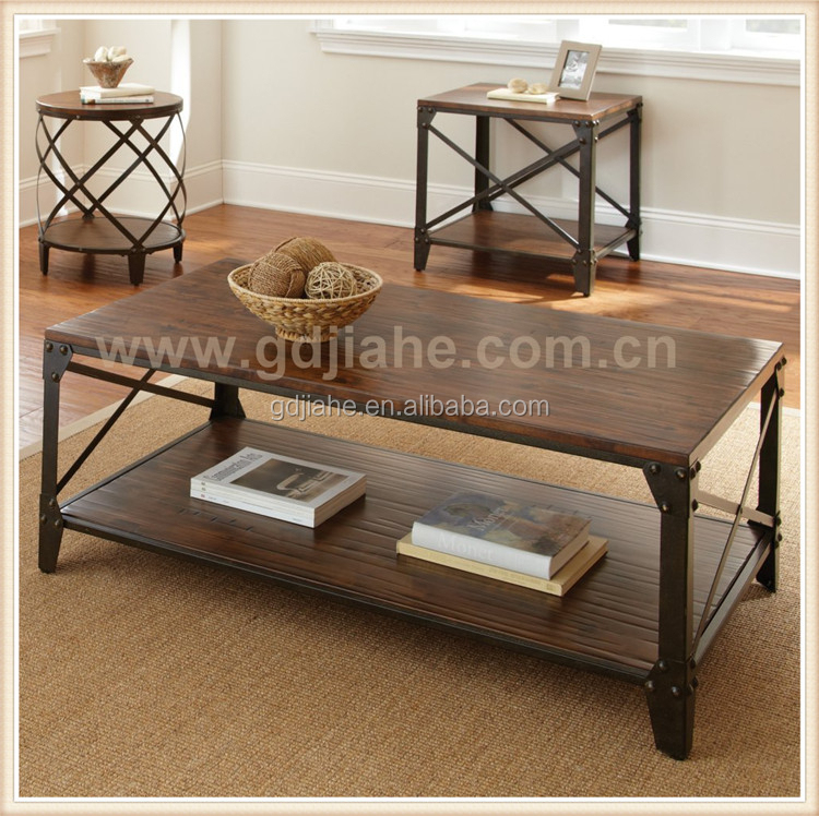 African Mdf Coffee Table Antique Style Metal Side Table