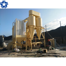 Best price talc grinding mill machine