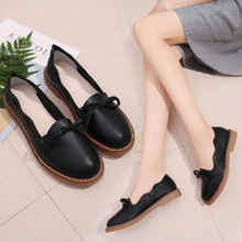 New Arrival New Design China Shoes Fair Lady Flats Bowknot Women Casual Shoes Ladies Loafers