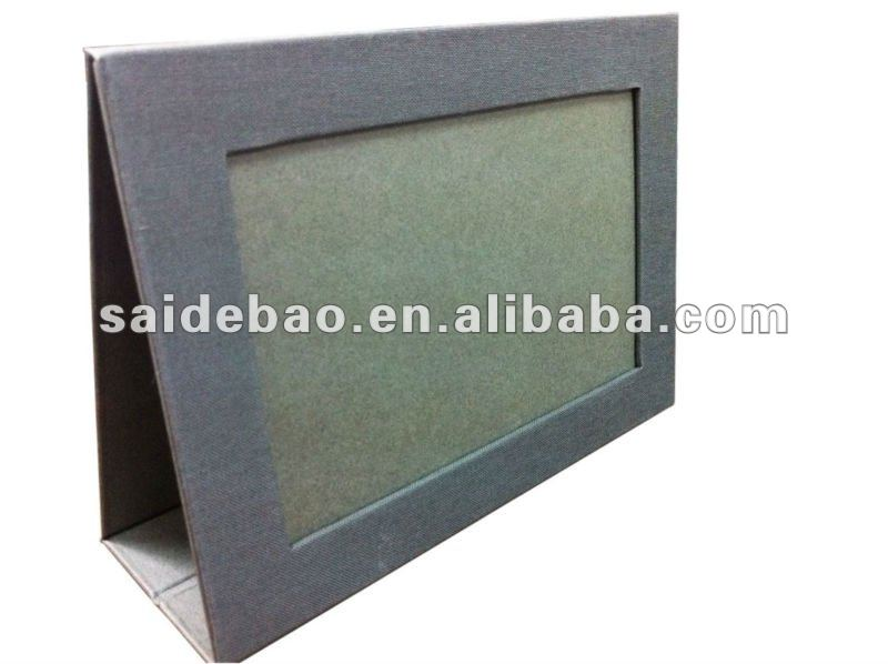 Stand up genuine leather picture frames,High Quality Fashion Leather Picture Frames,wholesale picture frame wholesale leather