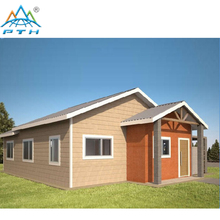 Cheap Villa Small Cabins Low Price Modular Luxury Prefab House