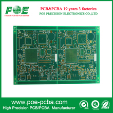 Multilayer pcb for Black box with Immersion Tin multilayer circuit board