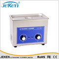 Stainless steel portable lab ultrasonic washer Jeken PS-D30 4.5L China