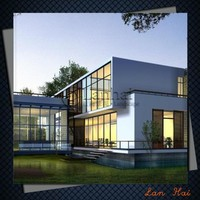 House Plans Architecture 3d Rendering
