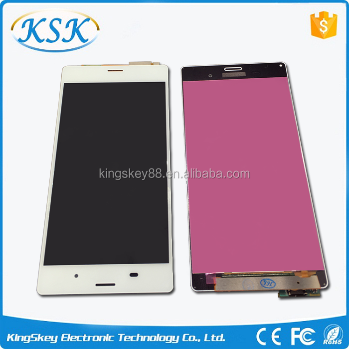 China Factory Mobile Phone Spare Parts LCD For Sony Xperia Z3 , For Sony Xperia Z3 LCD Display