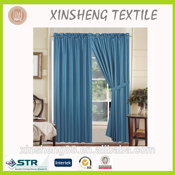 China manufacturer shower curtain with matching window