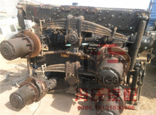 HOT sale ORIGINAL GERMANY MERCEDS AXLE USED AXLE USED BOGIES USED ACTROS AXLE ASSEMBLY second hand TRUCK at stock for option