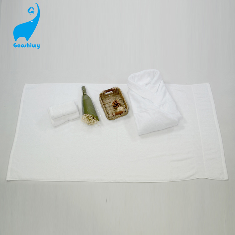 Eco-Friendly Hotel 25*25cm Square Sweat Towel