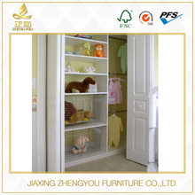 Overall wardrobe organized cabinet Assemble child closet