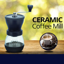 FDA Approved Ceramic Manual Coffee Grinder