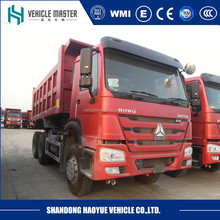 sinotruck howo 371hp sand transporting lorry