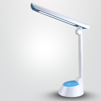 New Colorful study led table lamp battery powered dimming with usb port flexible with touch sensor cordless table lamp