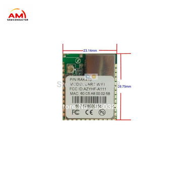 Wireless wifi network card wifi module spi interface ap rak410 station