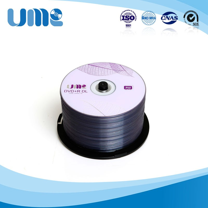 dropship chinese factory supply high speed blank dvd for video dvd 8.5gb 16X