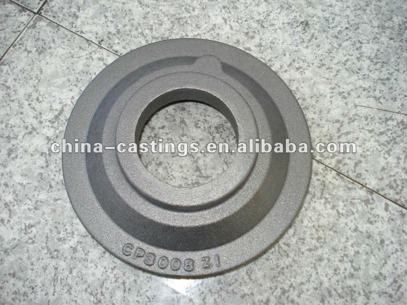 sand casting parts rust free truck parts