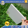 2400x1200mm square PVC white foam board for ceiling tiles material
