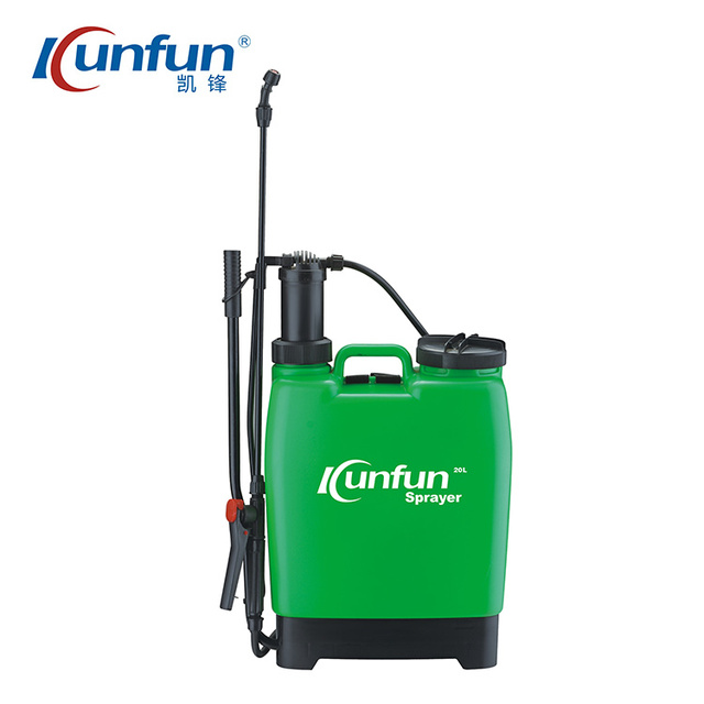 China factory supplier high quality agricultural Automatic farm hand back spray sprayer machine for running track