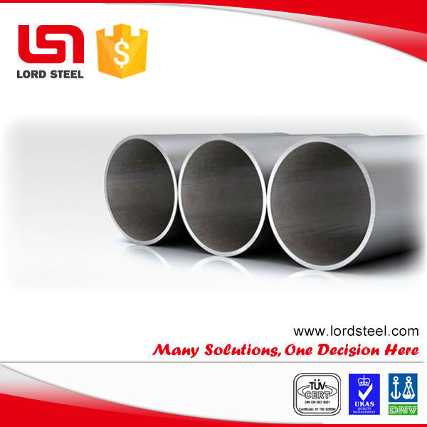 stainles steel welded large diameter steel pipe A312 A268