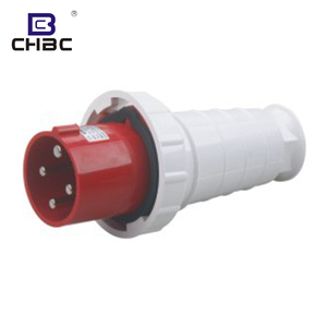 CHBC Factory Direct Sale 63 / 125 Amp Electrical Industrial Plug & Socket