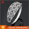 Wholesale jewelry supply sterling silver bangle bracelets fashion models