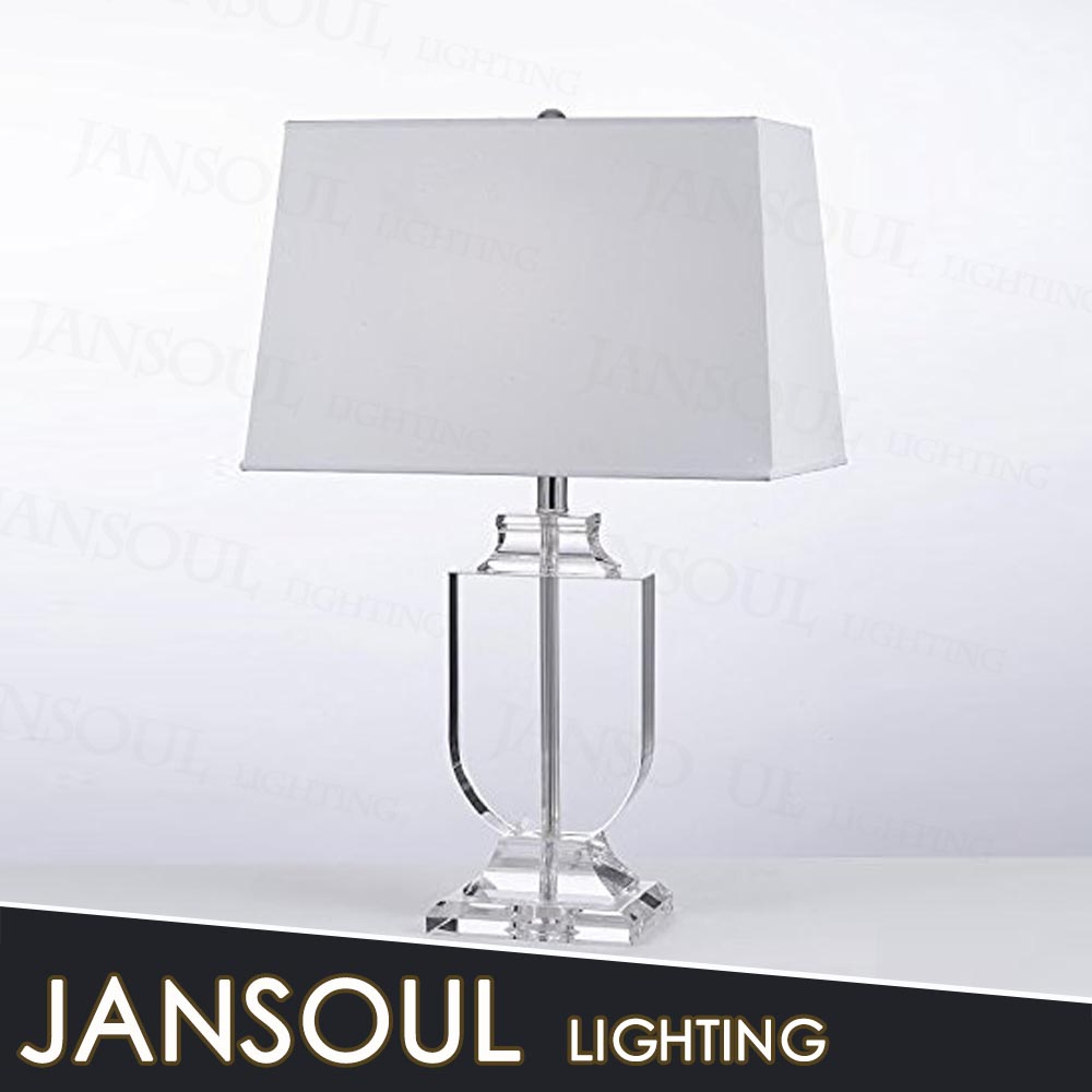 2015 new arrival Italy style crystal modern alabaster table lighting table lamp for bedroom living rom hotel room