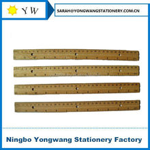 WRH3-3003-AC Wooden ruler