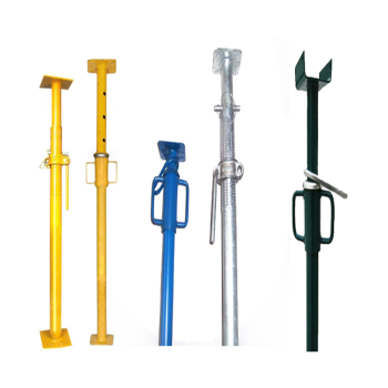 Manufacturer Adjustable Jack Steel Props for Building Construction