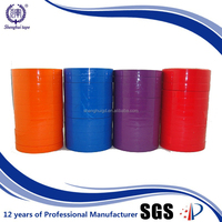 Multicolored adhesive tape/packing tape (with printed PE film shrink)