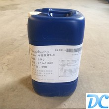 Tin catalyst T9, Hot sale foam making chemical stannous octoate for polyurethane catalyst