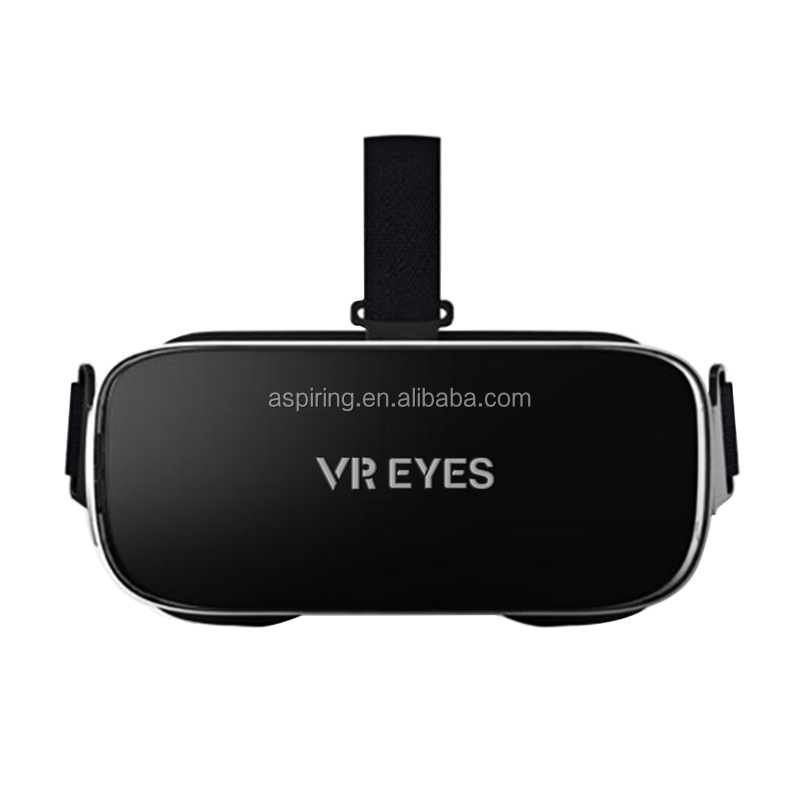 3D VR Box Glasses Upgraded Version Virtual Reality Headset 3D <strong>Video</strong> for Smart Phone 3d glasses cardboard