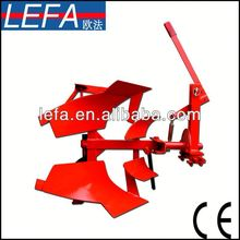 Reversible Plough Machine 3-point mounted mini tractor ditching plow furrow plow