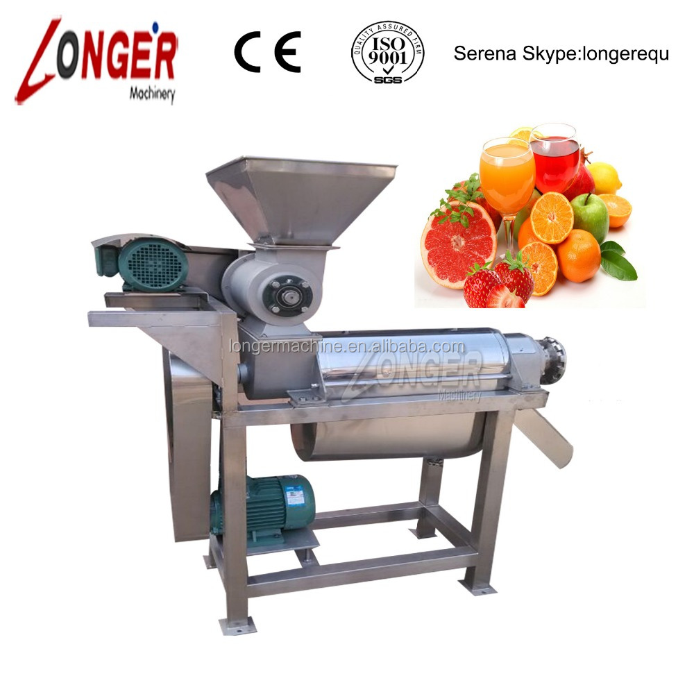 China Made Commercial Orange Juicer/Mango Juice Extractor