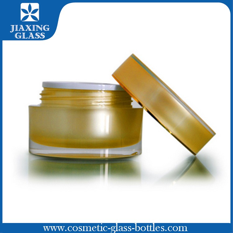 Factory Good Quality Cheap Price Aluminum Container Aluminum Cosmetic Jar Packaging/Aluminum Jar with metal lid
