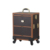 Movable Wheel Expandable Rolling Makeup Trolley Suitcase For Hairdressing