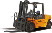 Lonking high quality 5ton diesel forklift price with CE