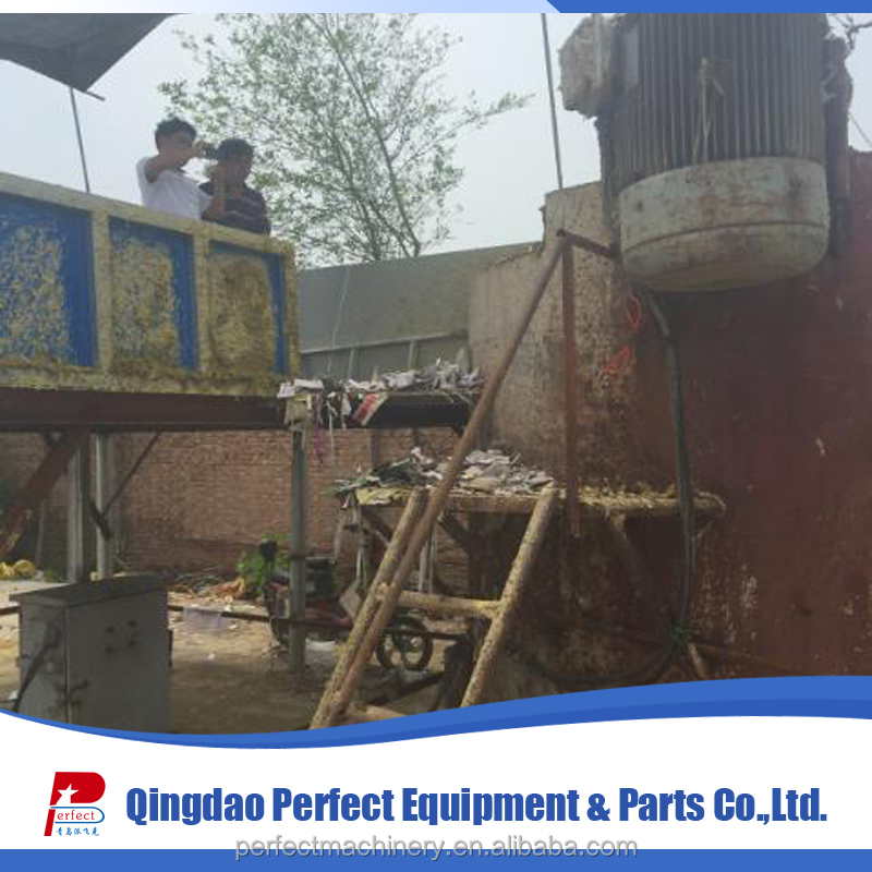 Waste paper recycling paper pulp moulding machine for egg tray manufacturing