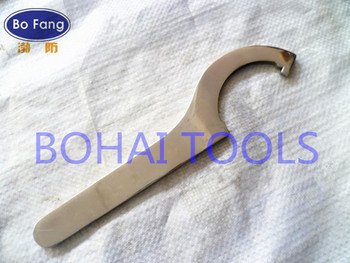 stainless steel hook wrench,no magnetic hand tools