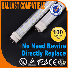 Ballast compatible Set TUV Germany t8 led tube lamp