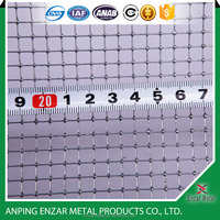 2016 Hot Sale! 304 316 3/4 Inch Stainless Steel Welded Wire Mesh