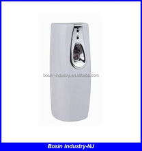 digital air freshener dispenser, LCD automatic aerosol dispenser, toilet spray perfume dispenser