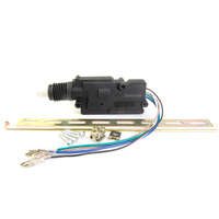 CF307 DC 24V strong force car auto central locking system with 2 5 wires