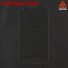 Brand new cell phones for cheap for Samsung Galaxy S5 Active tempered glass screen protector