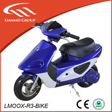 49CC mini 2-stroke sports moto bike made in lianmei with CE cheap for sale