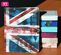 2014 10 inch protective cotton fabric tablet case