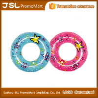 China Latest kid's swim rings toys inflatable rings