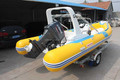 outboard engine and sailing yacht inflatable boats