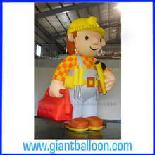 PVC Helium Inflatable Engineer Parade Balloons
