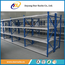 hot selling solid warehouse shelving for storage