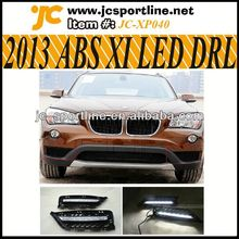 2013 High Power Auto X1 LED Lamps Lights DRL for BMW X1 Car Daytime Running Light