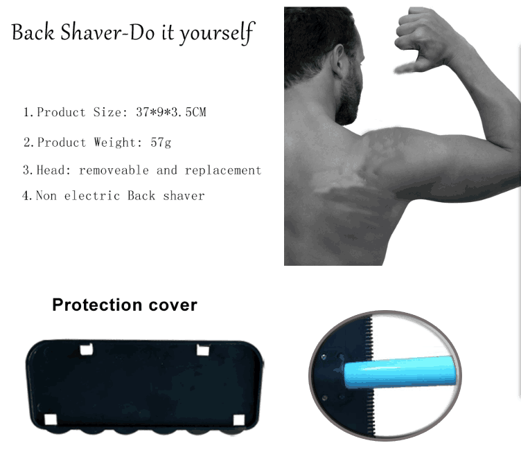 Do it yourself new back shavermen back shaving razorback hair do it yourself new back shavermen back shaving razorback hair shaver solutioingenieria Choice Image